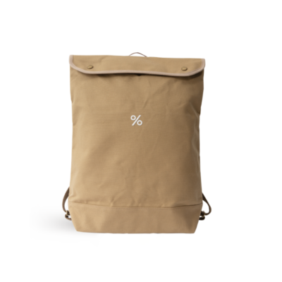 % Backpack S Beige